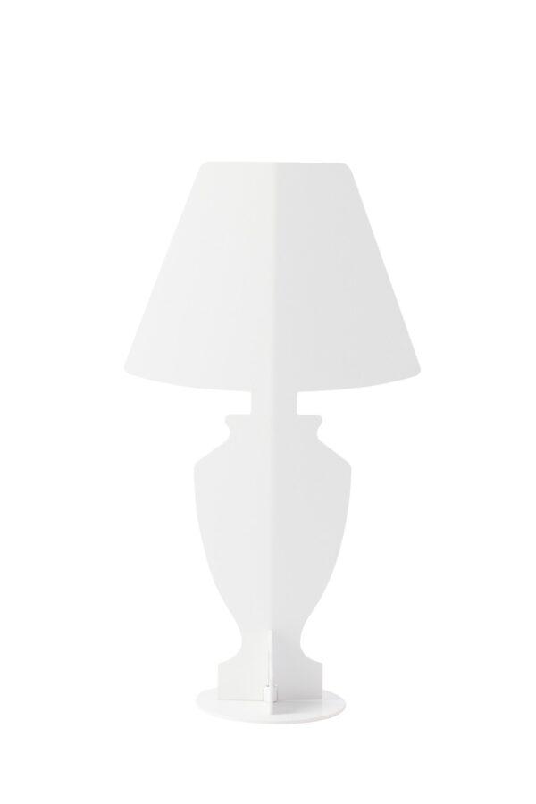 Lampada da tavolo Āhua Mini Classic Bianca