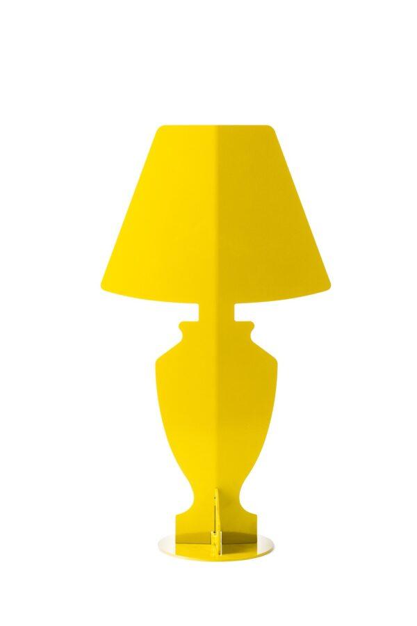 Lampada da tavolo Āhua Mini Classic Gialla