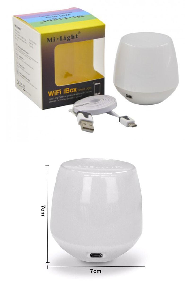 Modulo Wi Fi Ibox Controllo Ricevitori E Lampade Led Ahua Design