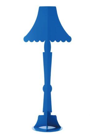 Lampada da terra Āhua Classic Blu