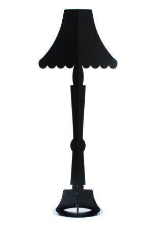 Lampada da terra Āhua Classic Nera