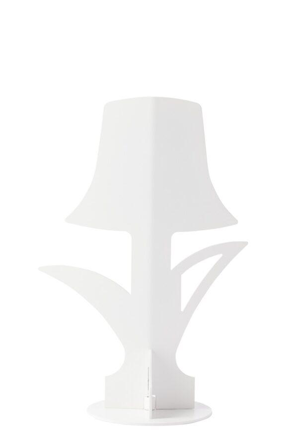 Lampada da tavolo Āhua Bloom Bianca