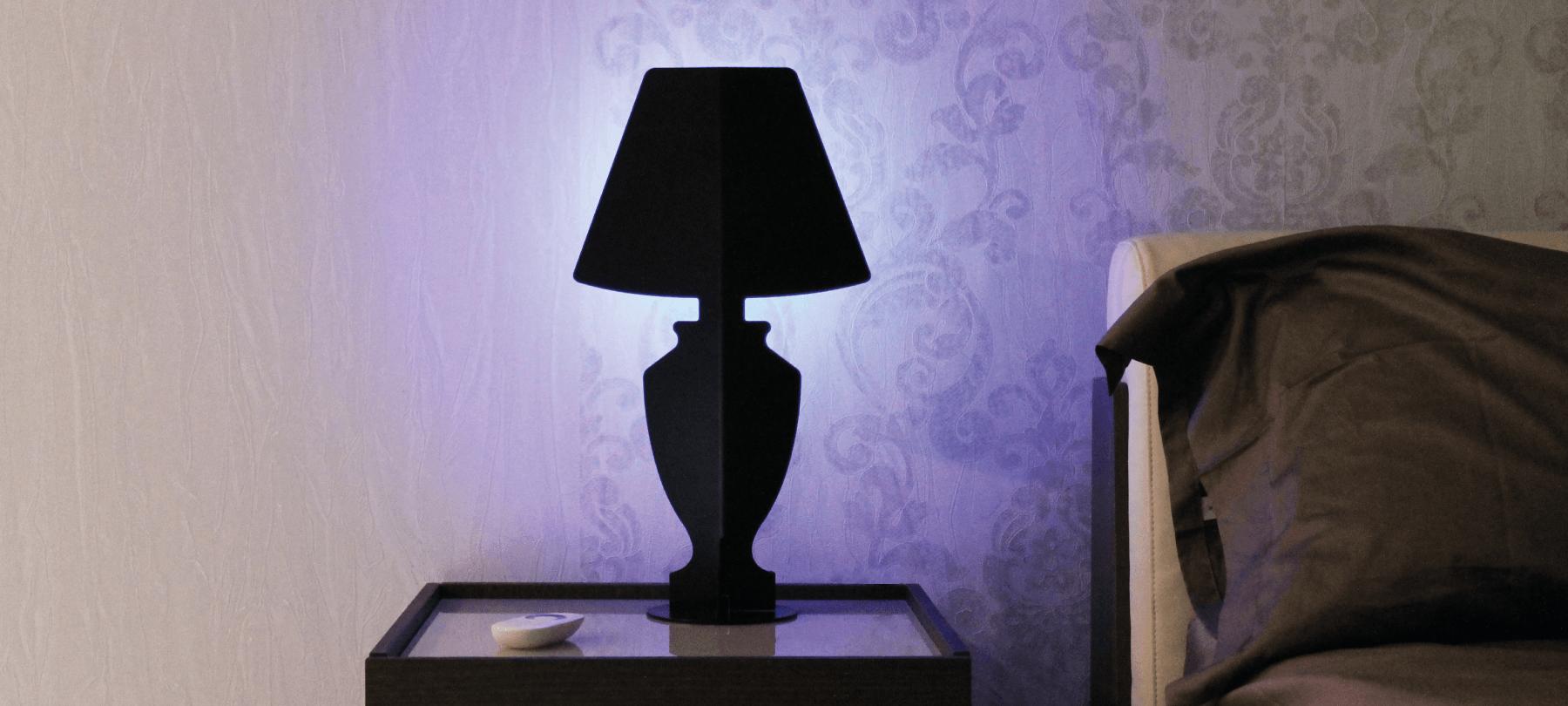 Lampada da tavolo Āhua Mini Classic Nera