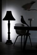 Floor lamp Āhua Classic Black