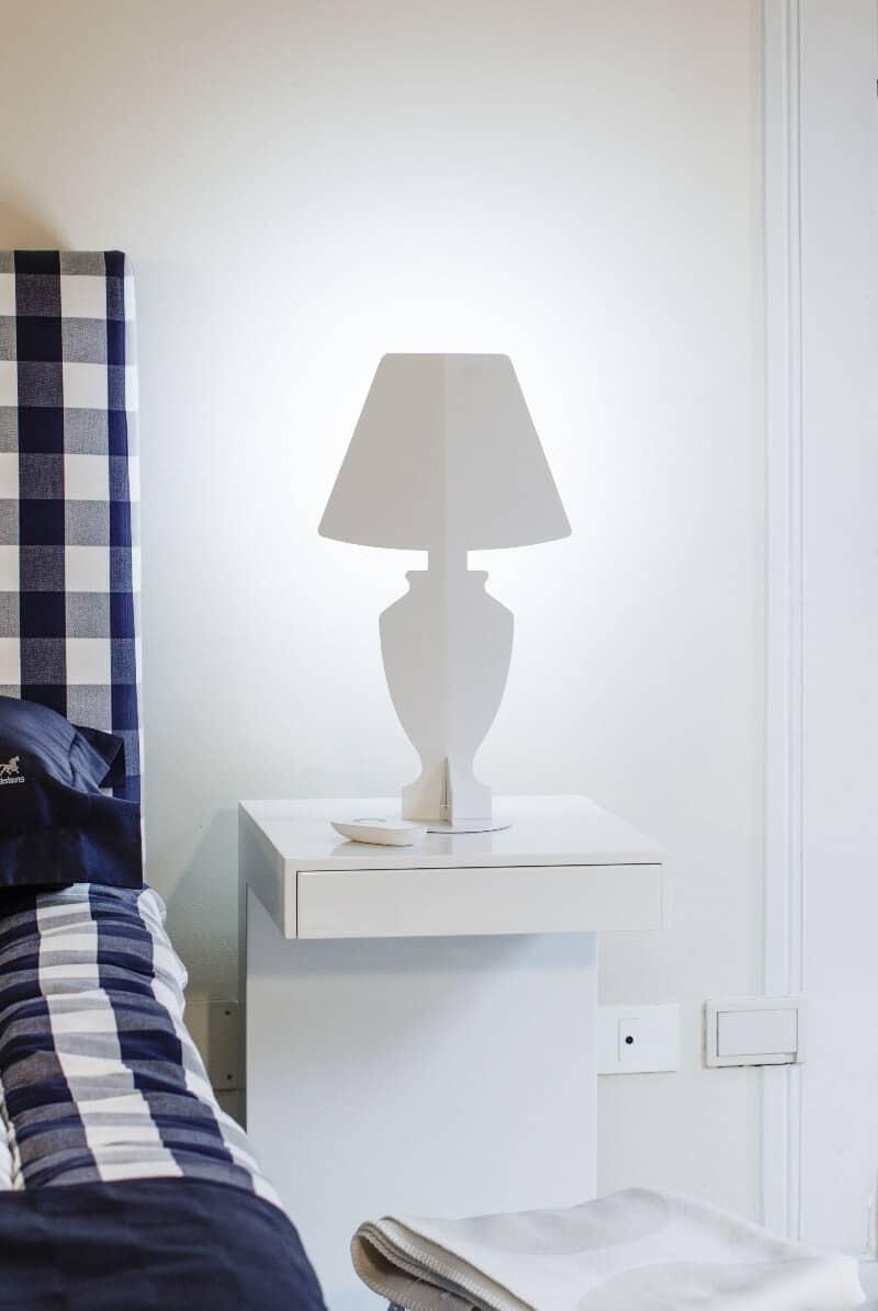 Design Lampade Da Tavolo lampada da tavolo Āhua mini classic gialla