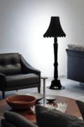 Floor lamp Āhua Classic Fucsia