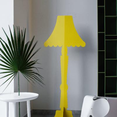 lampada-da-terra-gialla-interior-design